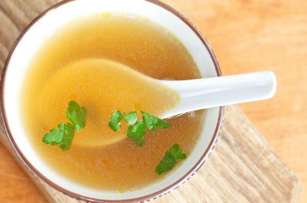soupes bouillon