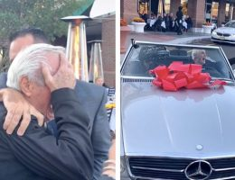 ce-papi-se-fait-offrir-la-voiture-de-ces-reves-par-sa-famille-pour-son-80eme-anniversaire